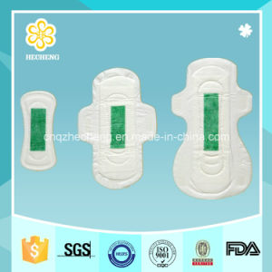 Disposable Female Anion Sanitary Napkins in China pictures & photos
