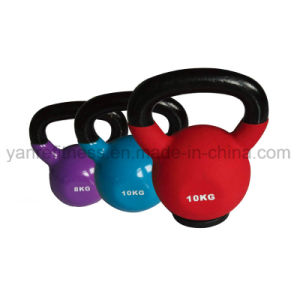 Crossfit Gym Equipment Competition Steel Kettlebell pictures & photos