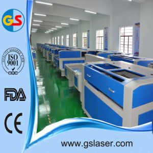 CO2 Laser Cutting Machine GS-1280 with Sealed CO2 Laser Tube pictures & photos