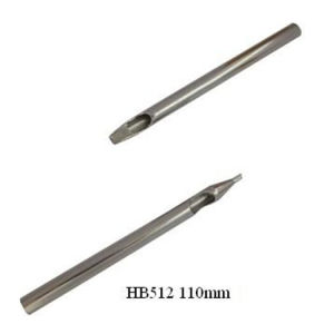 Long Stainless Steel Tattoo Needle Tip for Sale Hb512 pictures & photos