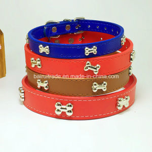 Leather Dog Collar Pet Collar pictures & photos