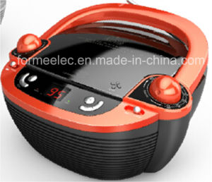Portable MP3 CD Player with USB SD Radio CD Boombox pictures & photos