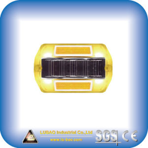 Solar Plastic Road Stud