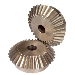 Custom CNC Machining Brass Micro Mini Small Pinion Bevel Gears pictures & photos