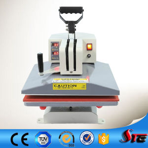 Stc-SD02 Swing Head Manual Heat Press Machine for T Shirt pictures & photos