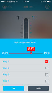 Bluetooth Thermometer for Android Phone pictures & photos