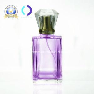 High Class Good Quality Perfume Glass Bot0tle (B-2162)