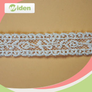 Delicate Pattern Lovely African Swiss Double Organza Lace pictures & photos