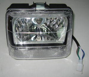 Motorcycle Parts Motorcycle Headlamp Assy for Wy125 pictures & photos
