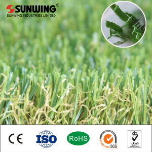 Sunwing Hot Selling Decoration Synthetic Grass pictures & photos