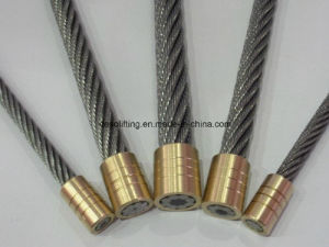 Hot DIP Galvanized Steel Wire Rope 6*36 pictures & photos