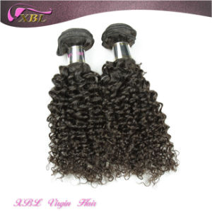 Tangle Free Kinky Curly Wholesale Remy Indian Hair pictures & photos
