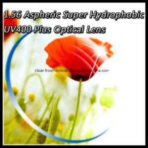 1.56 Aspheric Super Hydrophobic UV400 Plus Optical Lens