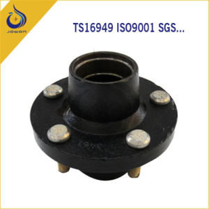 Professional Factory Cast Iron Tractor Parts Wheel Hub pictures & photos