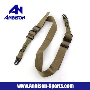 Anbison-Sports Airsoft Universal Tactical 2 Point Rifle Gun Sling pictures & photos