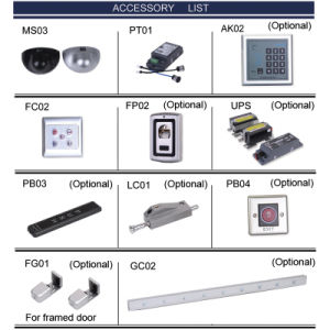 Automatic Door Manual Bolt Lock pictures & photos