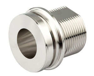 Machined Precision Part with Surface Treatment