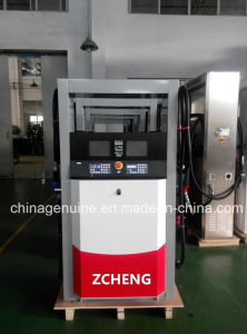 Zcheng Petrol Filling Tokheim Fuel Dispensing Smart Fuel Dispenser pictures & photos