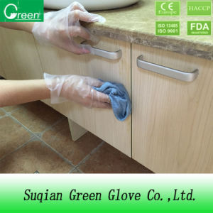 Clear Family Cleaning CPE Glove pictures & photos