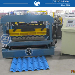 Galvanized Roof Tile Cold Roll Forming Machine pictures & photos
