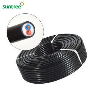 Single and Twin Core PV Copper Power DC Solar Cable 4mm2 pictures & photos