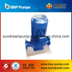 Vertical Multistage Pipeline Centrifugal Water Pump pictures & photos