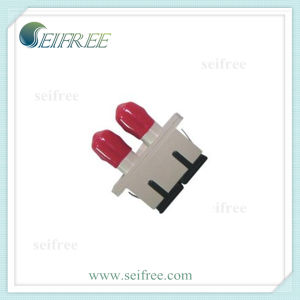 St-Sc Fiber Optic Patch Cord Cable Connector Adapter pictures & photos
