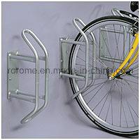Wall Parking Steel Tube Bike Rack (881657)