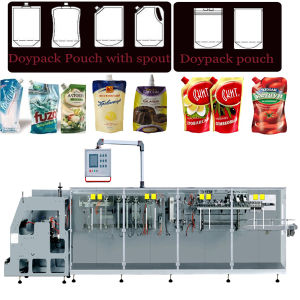 BS-180sp Horizontal Packaging Machine pictures & photos