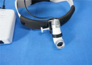 Battery Power Configuration Wireless Use Medical Headlight pictures & photos