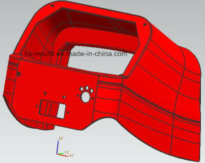SMC Fiberglass Tractor Dashboard Mould OEM Best Quality SMC Moulds pictures & photos