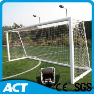 Full Size Aluminum Soccer Goals for Training 8X24feet pictures & photos