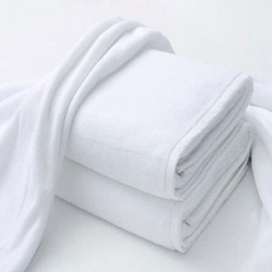 100 Percent Cotton Durable Plain Weave Hotel Towels pictures & photos