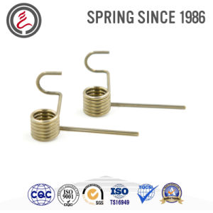 Custom Torsion Springs for Different Machines pictures & photos