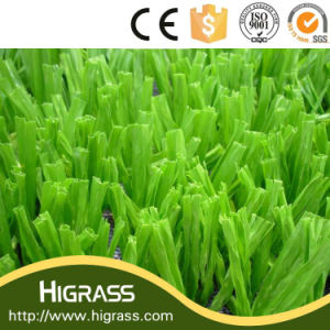 Hot Sale! ! ! Apple Green Football Artificial Grass for Soccer Fields pictures & photos