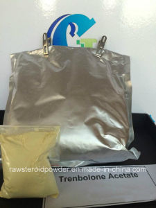 Yellow Raw Anabolic Supplement Trenbolone Acetate for Muscle Growth Fast pictures & photos