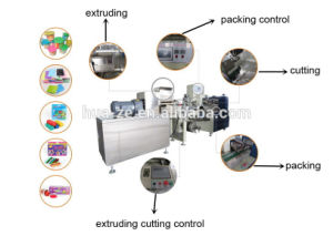 High Speed Plasticine Play Dough Packing Machine pictures & photos