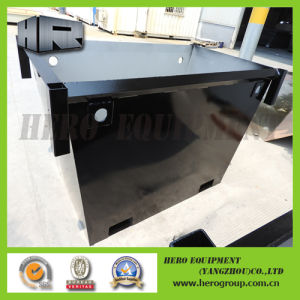 2cbm Black Customized Skip Bin pictures & photos