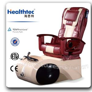 Clean Hairdressing Hydraulic Barber Chair (D102-33-K) pictures & photos