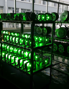 Bridgelux 100W LED High Bay Light for Coal Mine pictures & photos