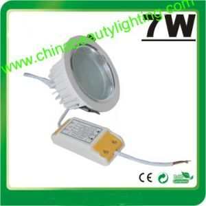 7W LED Ceiling Light COB LED Downlight pictures & photos