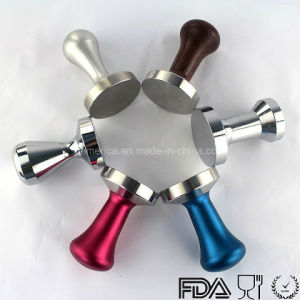 Stainless Steel Base Premium Barista Coffee Tamper pictures & photos