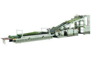 High Speed Full Automatic Board to Flute Lamination Machine pictures & photos