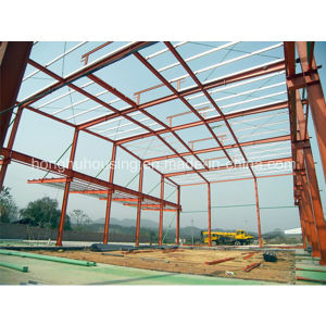 Easy to Install Prefab House Steel Frame pictures & photos