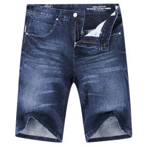 OEM Fashion Men′s Short Jean Casual Denim Shorts