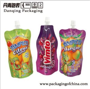 New Style Juice Doypack Bag Liquid Pouch pictures & photos