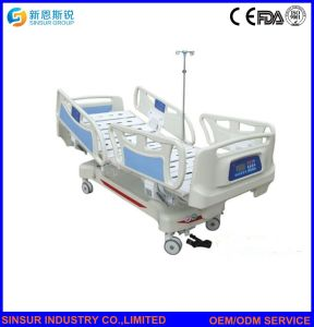 China Electric ICU/Nursing Multi-Function Medical Equipment Hospital Bed Price pictures & photos
