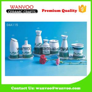 Competitive Price Vintage Ceramic Salt & Pepper Shaker pictures & photos