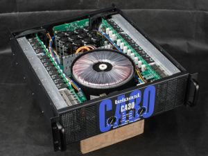 Big Watt 1500wx2 Ca Model Power Amplifier pictures & photos