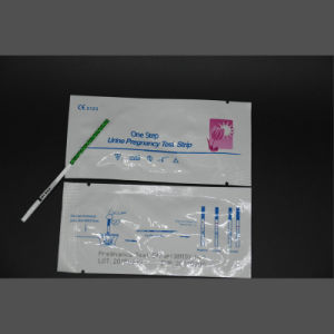 2.5mm/3.0mm Strip HCG Pregnancy Test pictures & photos